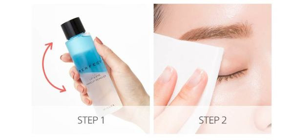 Korean eye makeup remover