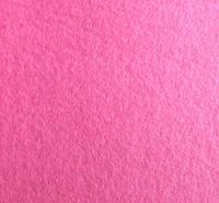 Фетр повышенной жесткости 1 мм, лист 20х30 см розовый