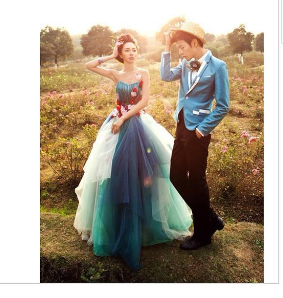 Как одеться на свадьбу парам