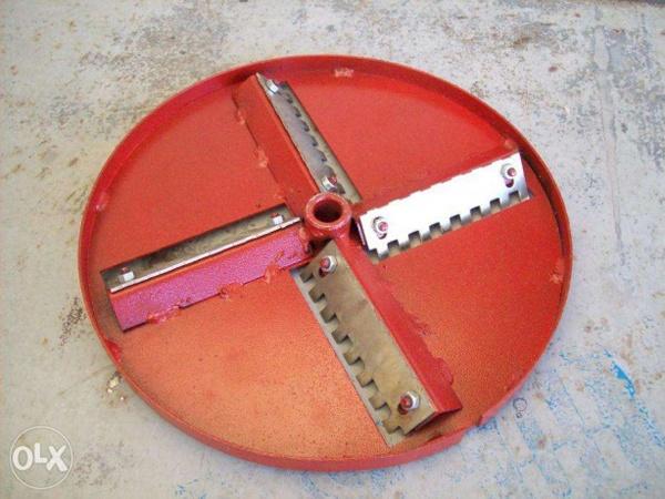 Ножи для кормоизмельчителя своими руками