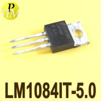 LM1084IT-5.0 TO-220