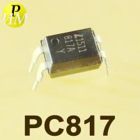 PC817 DIP-4 China