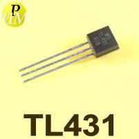 TL431 TO-92 WS