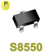 S8550 SOT-23 2TY