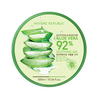 NATURE REPUBLIC Aloe Vera Soothing and Moisture Gel - 300ml